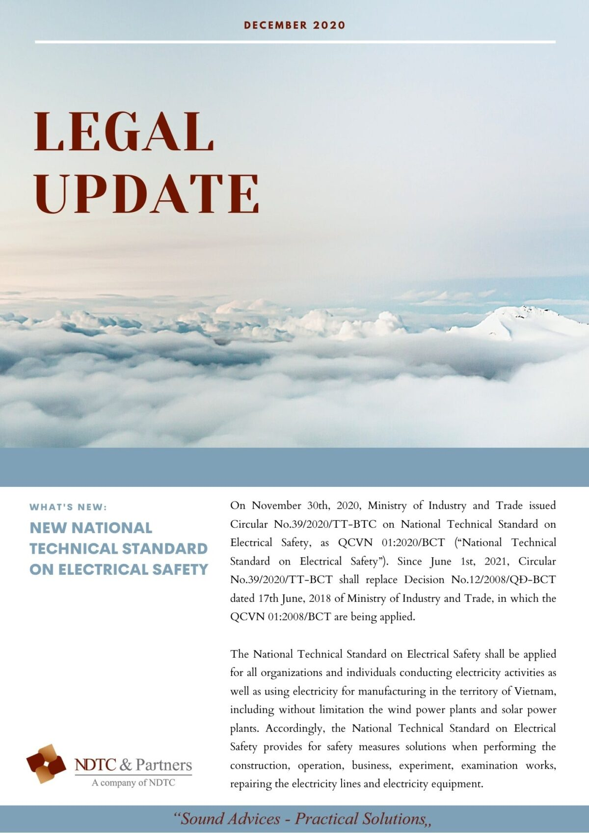 Legal Update Dec 2020