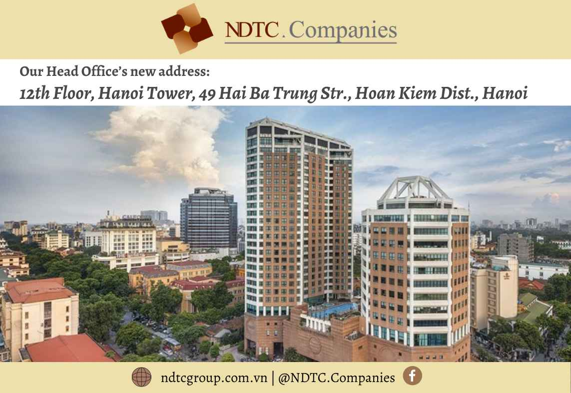 Notice of Head Office's Relocation